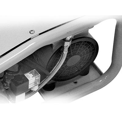 کمپرسور باد 8 لیتری سایلنت کنزاکس مدل KACS-108