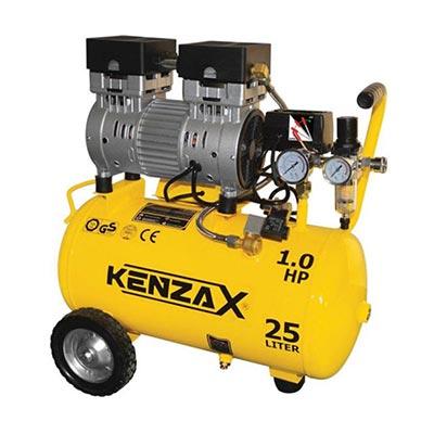 کمپرسور باد ۲۵ لیتری سایلنت مدل KACS-125