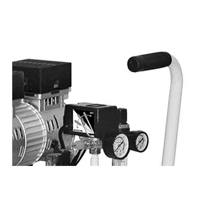 کمپرسور باد 50 لیتری سایلنت کنزاکس مدل KACS-150