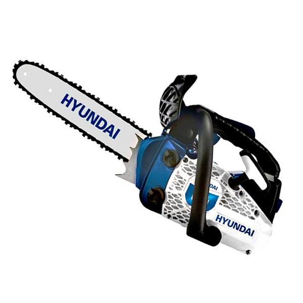 اره زنجیری بنزینی هیوندای مدل TURBO 260